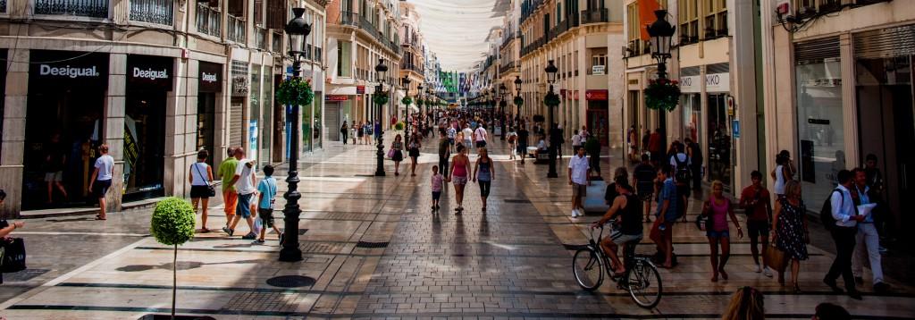 invertir en comercio en Málaga