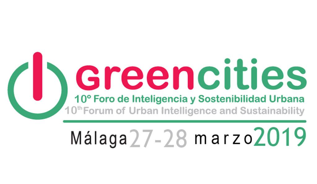 greencities 2019 malaga