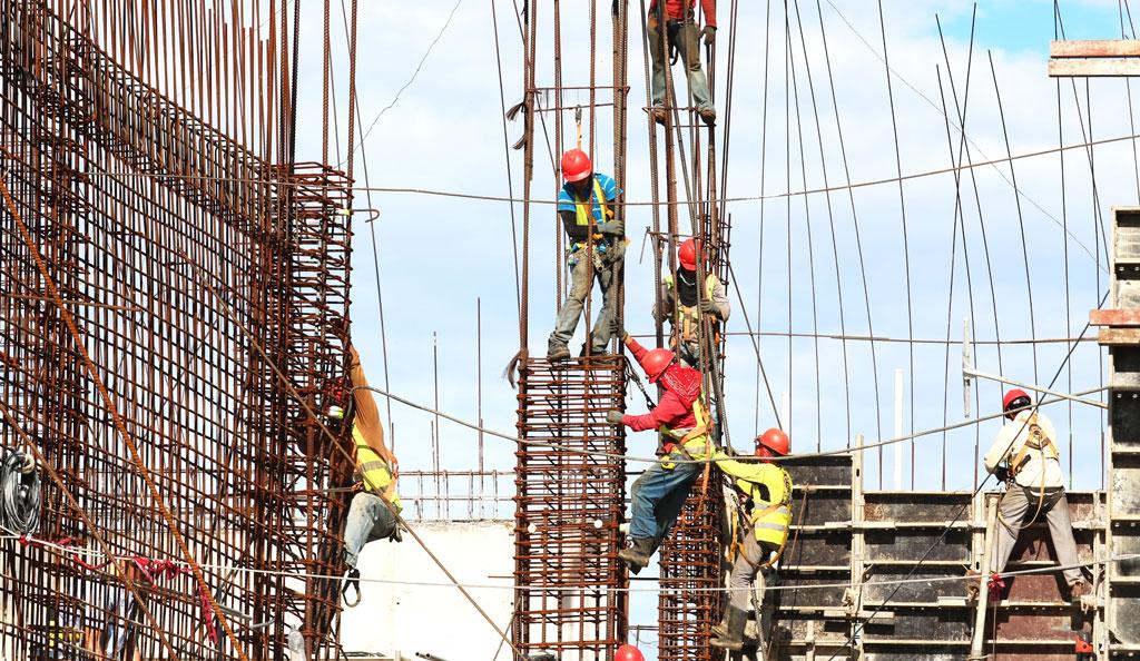 sector de la construcción en Málaga