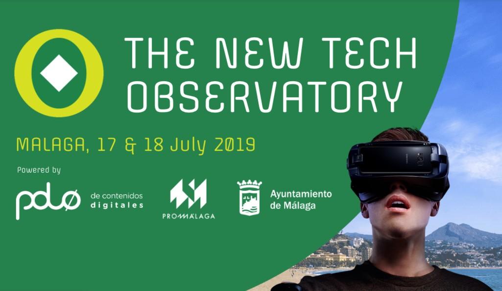 New Tech Observatory Malaga