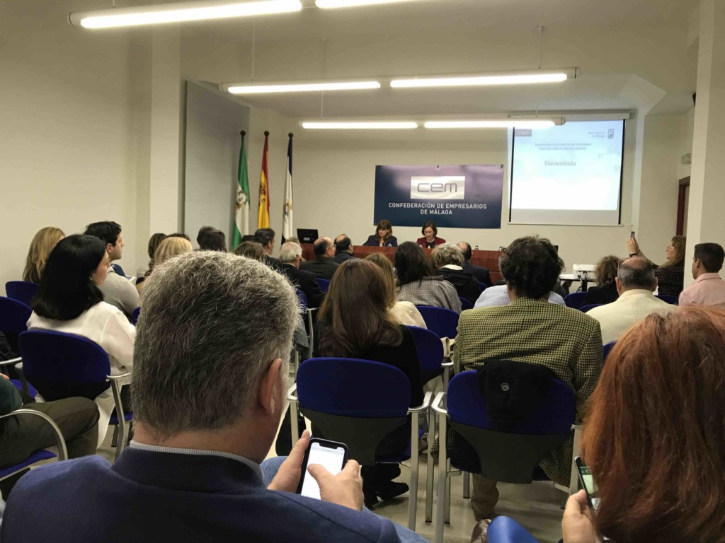 malaga success experience attracting investments presentation
